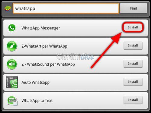 installare-whatsapp