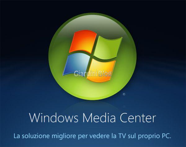 Window Media Center Windows 8