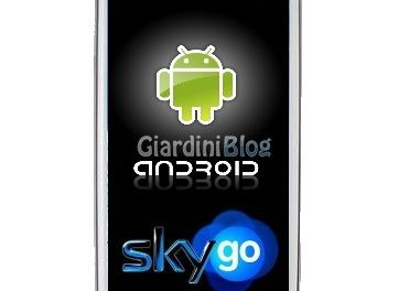 sky go android