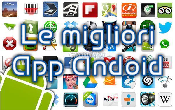 migliori android app