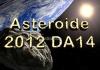 Passaggio Asteroide 2012 DA14 in diretta streaming NASA