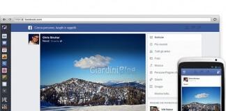 notizie web su facebook