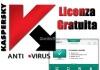 Ottenere la licenza gratuita di un anno per Kaspersky AntiVirus 2013