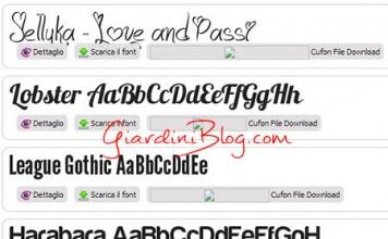 I migliori siti per scaricare Font gratis