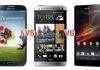 Galaxy Note 3, HTC One Max e Sony Honami: rumors prima del lancio ufficiale
