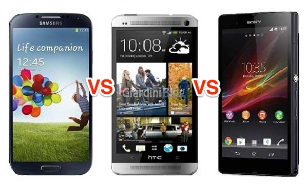 Samsung note vs htc one maX vs sony honami