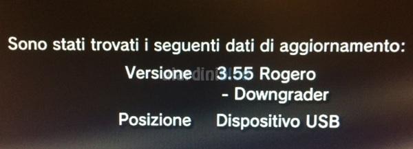 Rogero 3.55 downgrader