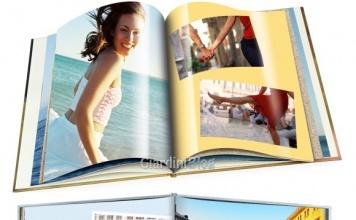 Foto Album Online, creare un fotolibro stampato, ottima idea regalo