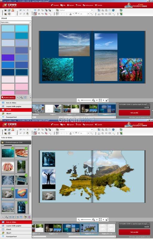 foto editing ritocco creazione foto album libro
