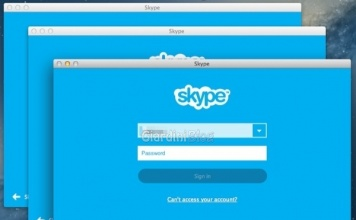 Come utilizzare account multipli di Skype su Mac
