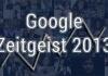 Google Zeitgeist 2013: le ricerche più popolari dell'anno