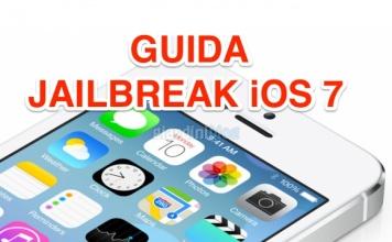 Guida Jailbreak iOS 7 - 7.0.4 per iPhone 5S, 5C, 5, 4S, iPad Air