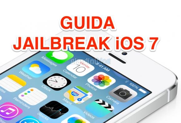 Guida Jailbreak iOS 7