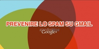 spam gmail googleplus
