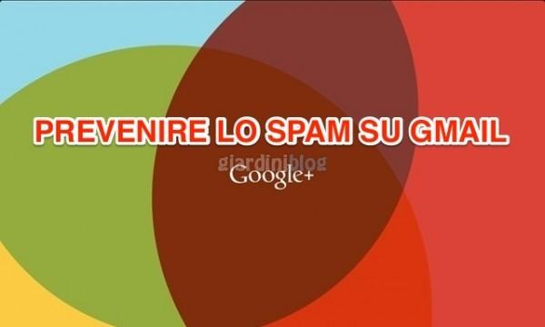 spam gmail googleplus