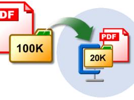Come ridurre dimensione PDF