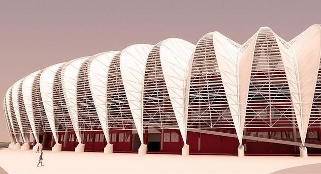 Estadio Beira-Rio Porto Alegre