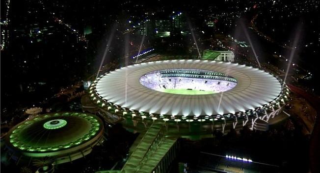 Estadio Do Maracana Rio de Janeiro