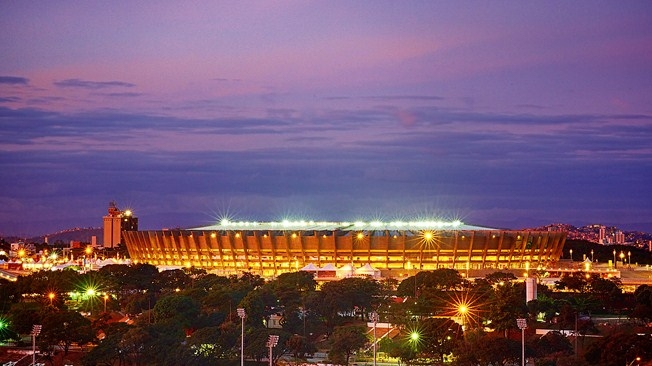 Estadio Mineirao Belo Horizonte