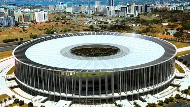 Estadio Nacional de Brasilia Brasilia