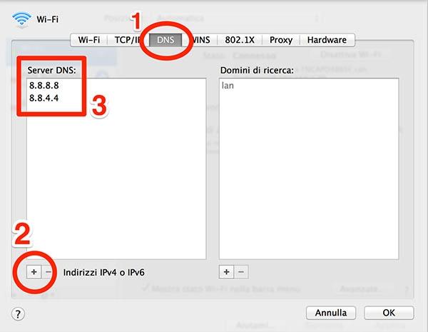 Mac DNS 3