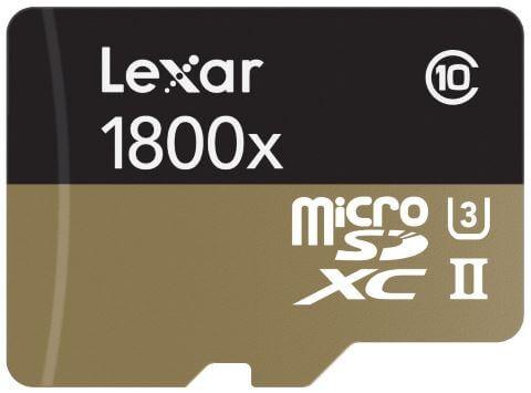 Lexar 1800 Micro SD