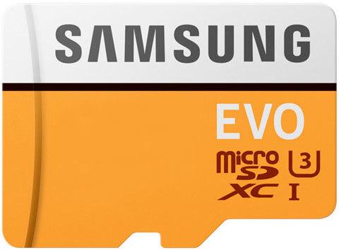 Samsung Evo Micro SD