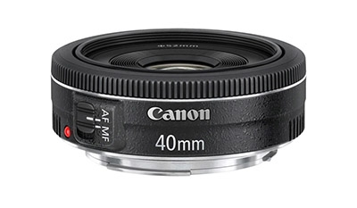 Canon 40mm f2.8 stm