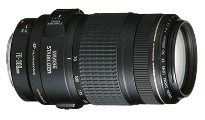 Canon 70-300 f4-5.6 IS