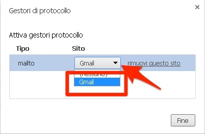 gmail chrome