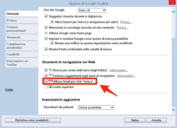 gmail internet explorer