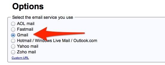 gmail safari