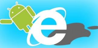 internet explorer macos android