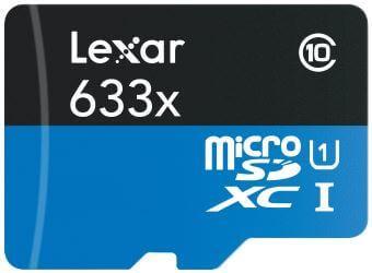 Lexar 633 Micro SD