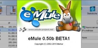 emule 0.50B