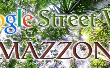 Viaggio in Amazzonia con Google Street View