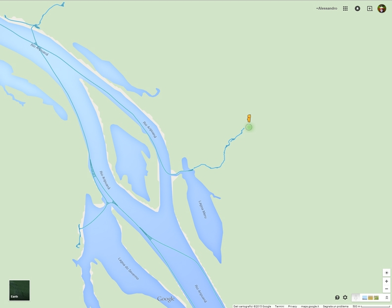 google-street-view-amazzonia-map