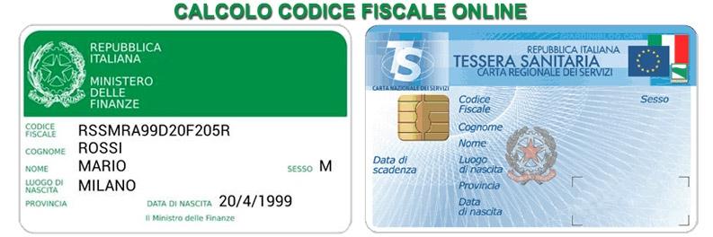 cod free 5.00 codice fiscale