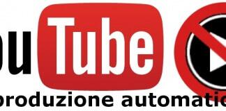 youtube riproduzione automatica