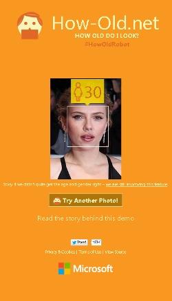 Scarlett Johansson 28  - 30