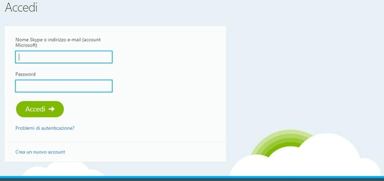 skype-per-il-web-accedi