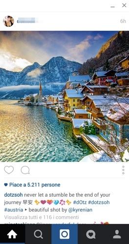 Instagram su PC passo 10