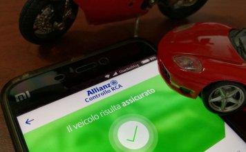 Come verificare copertura RCA, Applicazioni Android e iOS