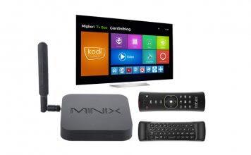 Migliori TV Box con Android e Windows di Marzo 2021