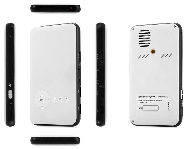 proiettore portatile D02 DLP