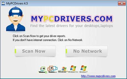 aggiornare driver pc mypcdrivers