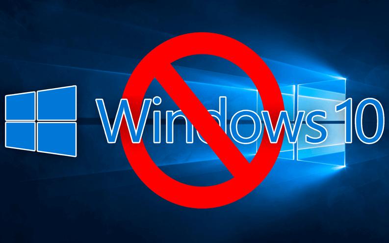 come disattivare aggiornamento a windows 10