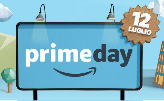 Amazon Prime Day 2016 - 12 Luglio