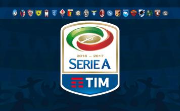 Calendario serie A 2016-2017 TIM Calcio con PDF SCARICABILE