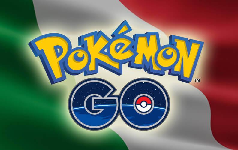 pokemon go download italia